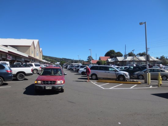 カムエラ, ハワイ, ワイメアセンターのKTA