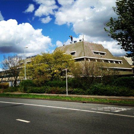 Вианен, Нидерланды: Van der valk Vianen - Outside Hotel