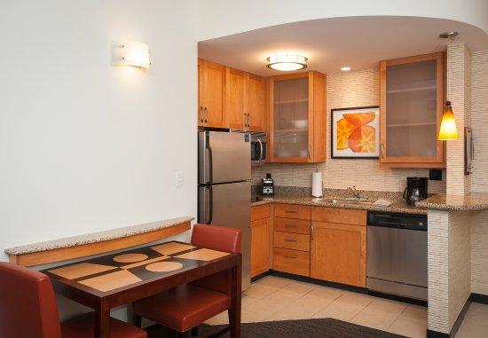 Hoover, AL: Studio Suite Kitchen