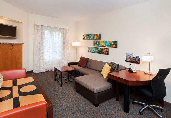 Hoover, AL: Two-Bedroom Suite - Living Area