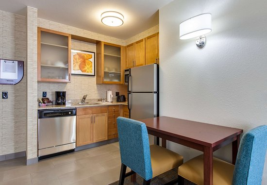 Bedford Park, Илинойс: In-Suite Kitchen