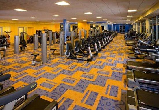 Aliso Viejo, CA: Fitness Facilities