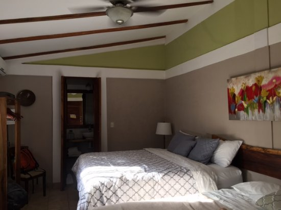 Playa Santo Domingo, Nicaragua: Deluxe room with and added Queen bed