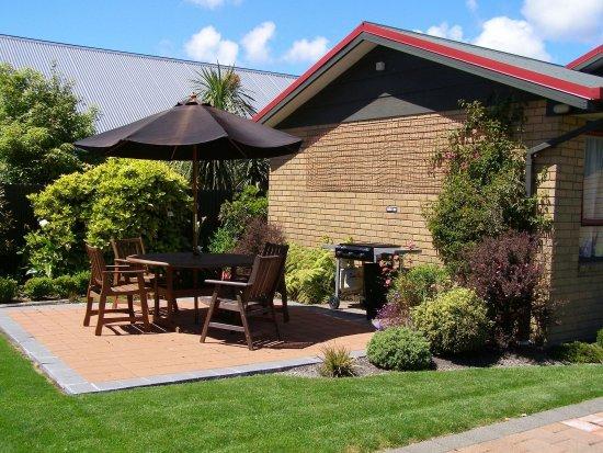 Greymouth, Nueva Zelanda: BBQ