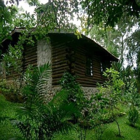 Birri, Costa Rica: Log Cabin