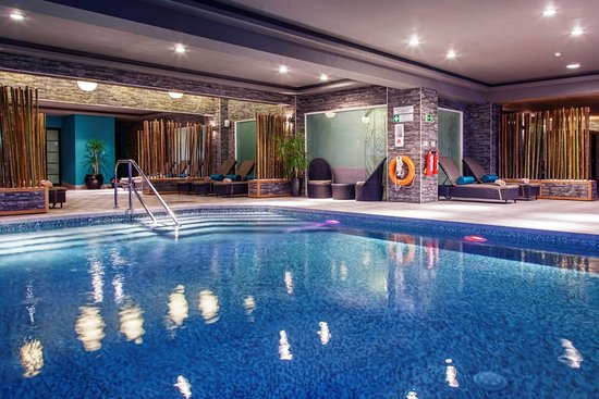 The Palace: Indoor Pool