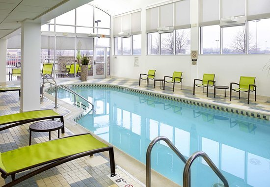 SpringHill Suites Chicago Waukegan/Gurnee: Indoor Pool