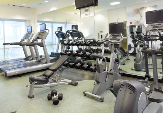 SpringHill Suites Chicago Waukegan/Gurnee: Fitness Center