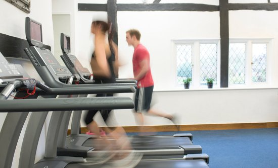 Henlow, UK: Gym