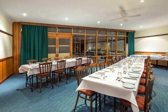 American River, Australia: Meeting Room