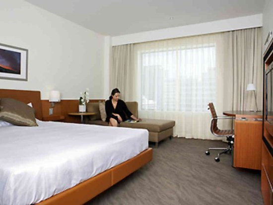 Novotel Christchurch Cathedral Square Hotel: Guest Room