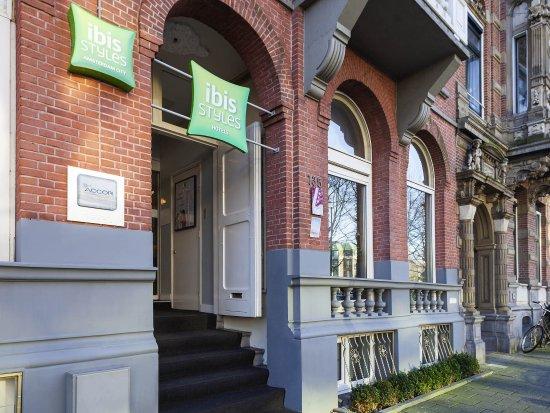 Ibis Styles Amsterdam City: Exterior