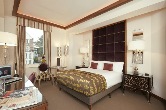 Dylan Hotel: Luxury Room
