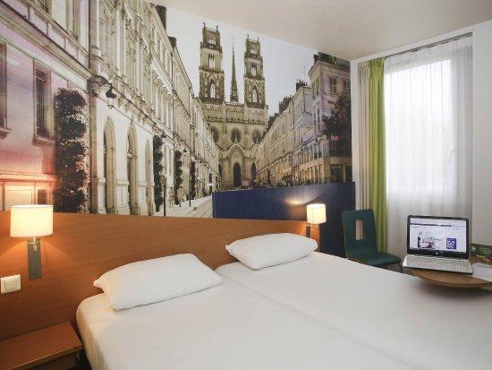 La Chapelle-Saint-Mesmin, Frankrig: Guest Room