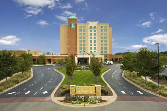 Welcome to Embassy Suites Nashville SE - Murfreesboro!