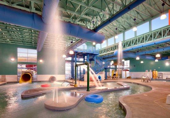 Fairfield Inn & Suites Gillette: Caribbean Cove Indoor Waterpark