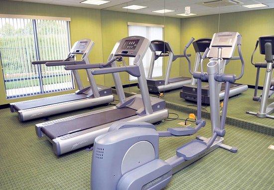 Fairfield Inn & Suites Portland North Harbour: Exercise Room