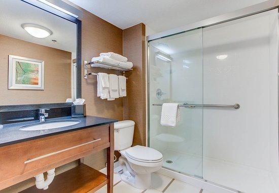 Amesbury, Μασαχουσέτη: Guest Bathroom with Shower