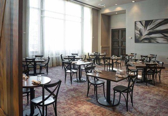 Raleigh Marriott City Center: Rye Bar & Southern Kitchen