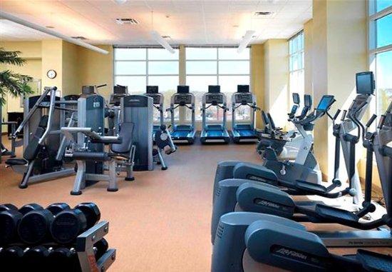 Raleigh Marriott City Center: Fitness Center