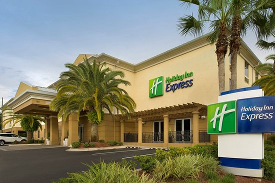 Holiday Inn Express - Jacksonville Beach: Hotel Exterior