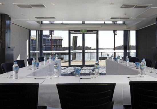 Pier One Sydney Harbour, Autograph Collection: Meeting Room   U-Shape Setup
