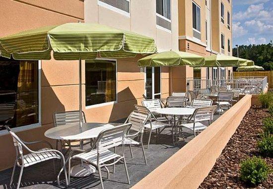 Lake City, FL: Outdoor Patio