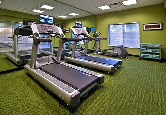Lake City, FL: Exercise Room