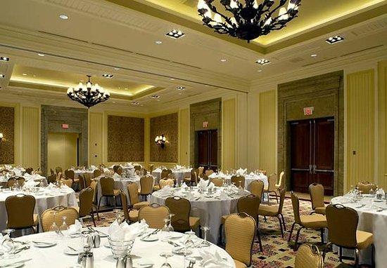 Minett, Kanada: Rosseau Ballroom