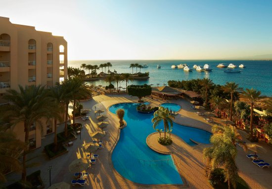 Hurghada Marriott Beach Resort
