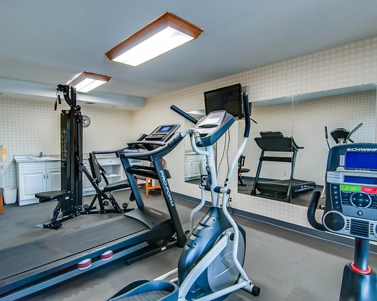 Christiansburg, Wirginia: Fitness center