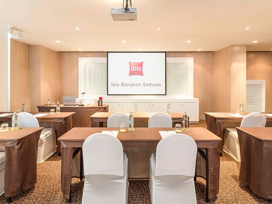 ibis Bangkok Sathorn: Meeting Room