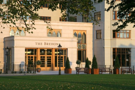 The Brehon: Our Hotel