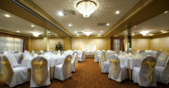 Ramada St. John's: Banquet Room