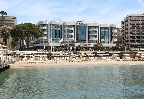 JW Marriott Cannes : Exterior