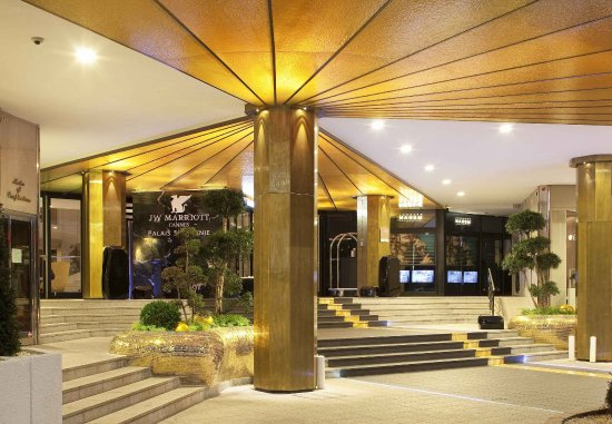 JW Marriott Cannes: Entrance