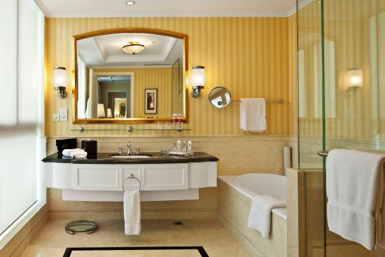Crowne Plaza Century Park Shanghai: Guest Bathroom