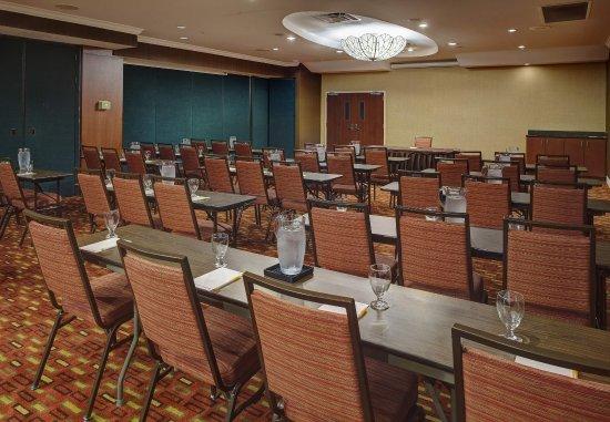 Orange Park, FL: Blanding Ballroom   Classroom Setup