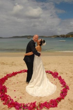 Benner, St. Thomas: Secret Harbour Wedding