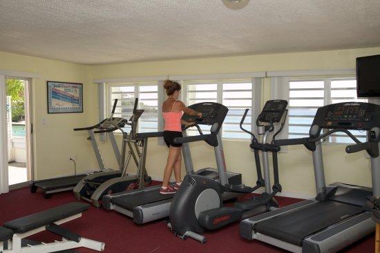 Benner, St. Thomas: Fitness Center