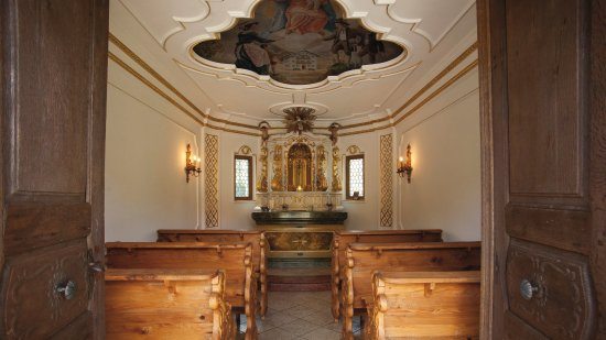 Hotel Bachmair Weissach : Chappel