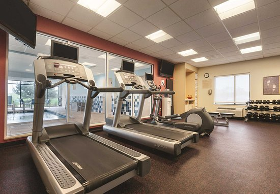 Joliet, IL: Fitness Center