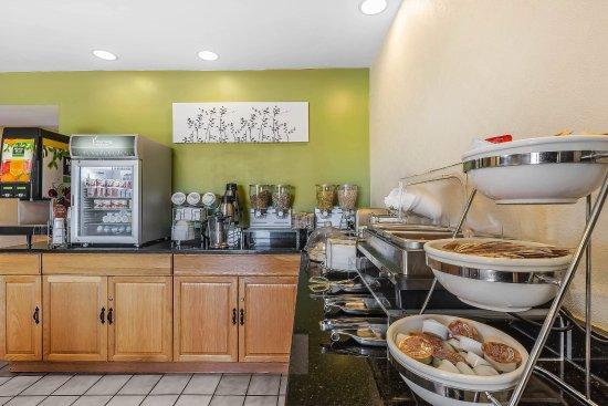Gaffney, SC: Breakfast area