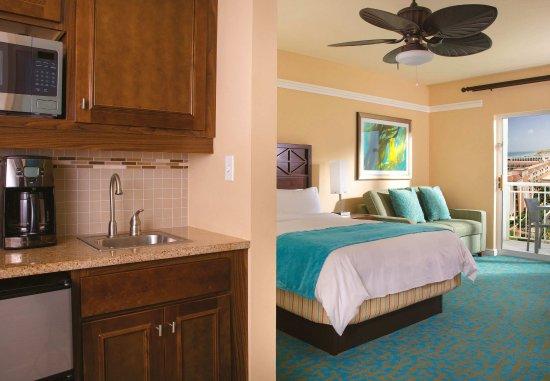 Marriott's Aruba Surf Club: Guest Room - Ocean View