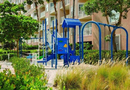 Marriott's Aruba Surf Club: Playground