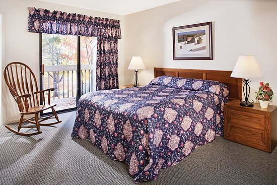 Lake Lure, NC: One Bedroom Condo at Mountains Resort