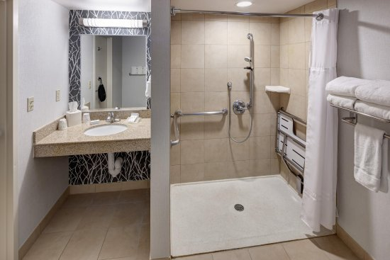 Warrenville, IL: Accessible Shower