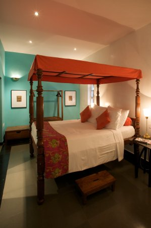 Malabar House : Deluxe Rooms