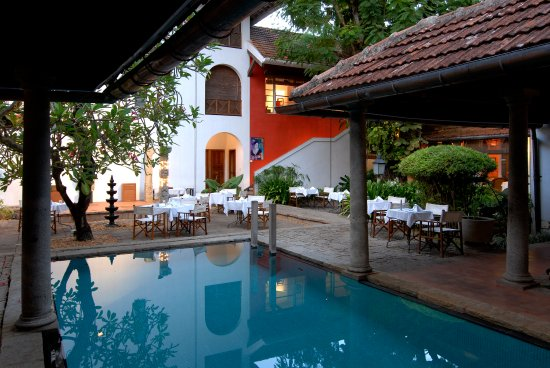 Malabar House : Pool Side