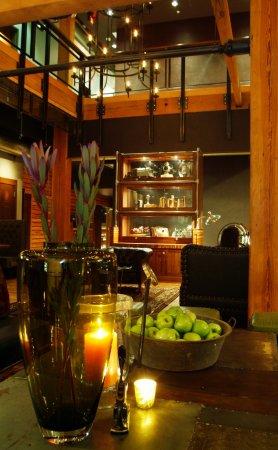 Iron Horse Hotel: Apothecary Cabinet